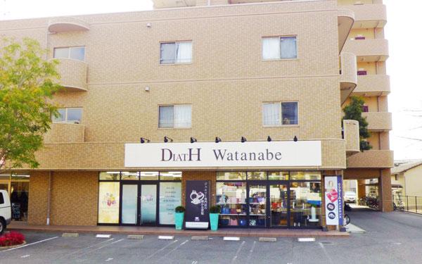 ディアスワタナベ外観画像